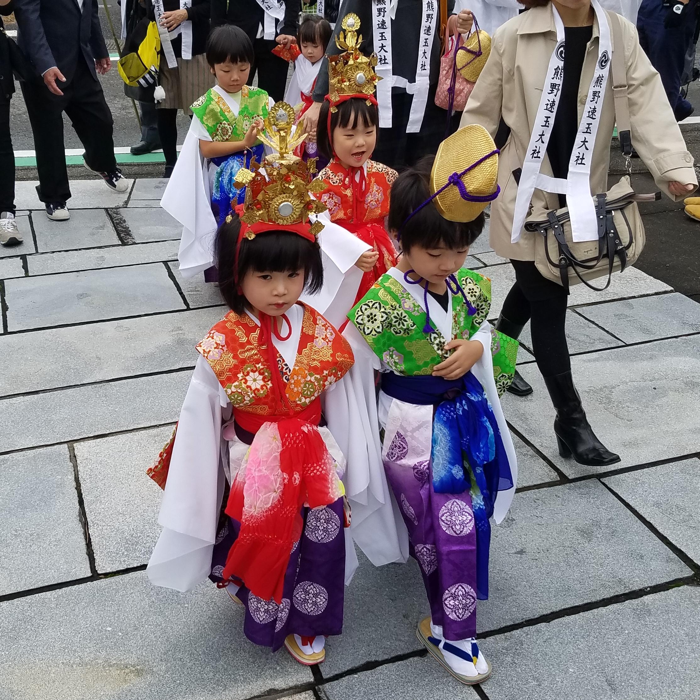 新宮まつり「稚児行列」参加者募集中!
