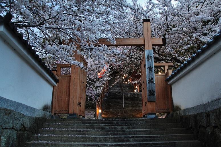 新宮城が「続日本100名城」に。